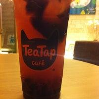 Снимок сделан в TeaTap Cafe пользователем Rene 5/3/2012