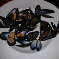 Photo taken at De Oyster Bar by Rachel L. on 3/27/2012