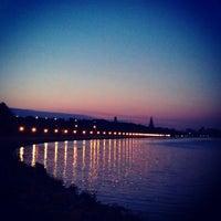 Das Foto wurde bei Набережная в Коломенском von Олечка am 7/4/2012 aufgenommen