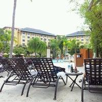 Photo taken at Loews Royal Pacific Resort at Universal Orlando by Rodrigo L. on 5/12/2012