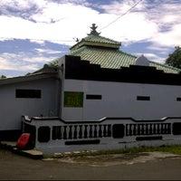 Photo taken at Masjid annur by Bocah Tua N. on 2/5/2012