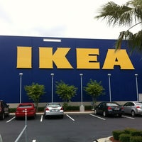 Photo taken at IKEA by Allan M. on 6/23/2012