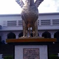 Photo taken at Museum kerajaan Kutai Kartanegara by i A. on 2/22/2014