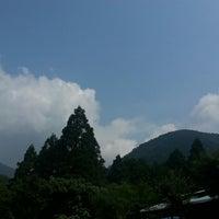 Photo taken at 丹沢湖ロッジ by Kenji O. on 7/27/2013