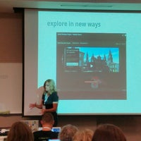 Photo taken at Google Geo Teacher Institute - Montana by Jay A. on 7/17/2013