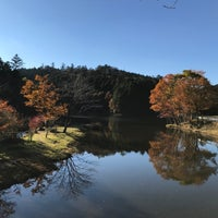 Photo taken at 段戸裏谷原生林きららの森 by Naoaki H. on 11/12/2016