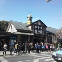 1/19/2013にNaoaki H.が原宿駅で撮った写真