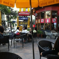 Photo taken at J Avenue by Makoto T. on 12/20/2012