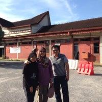 Photo taken at Old Bukit Mertajam Railway Station by Muhaslina M. on 11/29/2013