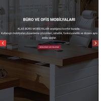 Photo taken at Büro KLAS mobilya karabağlar by Candas K. on 8/22/2016