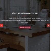 Photo taken at Büro KLAS mobilya karabağlar by Candas K. on 5/27/2016