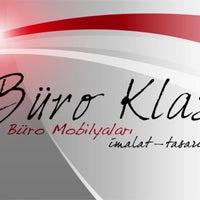 Photo taken at Büro KLAS mobilya karabağlar by Candas K. on 7/30/2016