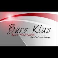 Photo taken at Büro KLAS mobilya karabağlar by Candas K. on 5/20/2016