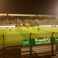 Photo taken at Bosuilstadion by Tom R. on 12/1/2012