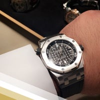 Photo prise au Audemars Piguet Boutique par Saleh A. le3/4/2017