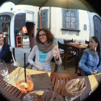 Photo taken at Locanda di Mezzo by Elisabetta G. on 7/2/2014
