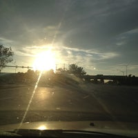 Photo taken at I-95 & 45th St by Jo . on 10/27/2012