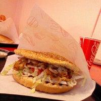 Photo taken at Grila Burgers by Kristīne B. on 10/13/2012