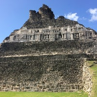 Photo taken at Xunantunich Archaeological Reserve by João M. on 12/20/2017