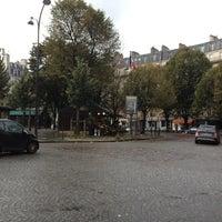 Photo taken at Place des Ternes by Julien A. on 11/4/2012