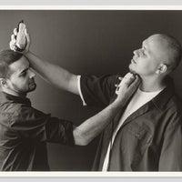 Foto scattata a Central Barbershop da mishka_barber il 11/11/2012