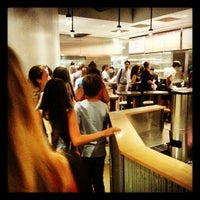 Photo taken at Chipotle Mexican Grill by Fred H. on 8/21/2013
