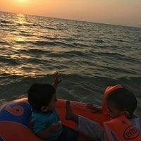 Photo taken at Al Qattan Resort by Kukah B. on 2/20/2016
