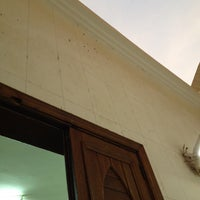 Photo taken at Mohamed Abdo Mosque by Kukah B. on 9/6/2014