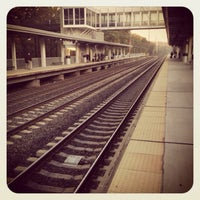 Photo taken at BWI Amtrak/MARC Rail Station (BWI) by Ken E. on 10/21/2013