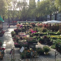 Photo taken at Neumarkt by Masha I. on 5/5/2013