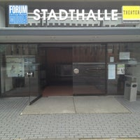 Photo taken at Stadthalle Castrop-Rauxel by Peter ®. on 3/18/2013
