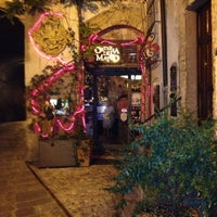 Photo taken at Osteria Del Matto by Umberto N. on 11/2/2012