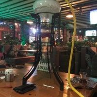 4/19/2018 tarihinde Mehmet Ö.ziyaretçi tarafından Gaja Garden Cafe & Hookah/Lounge'de çekilen fotoğraf