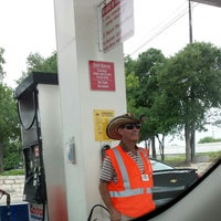 Photo taken at Costco Gas by John V. on 6/15/2013