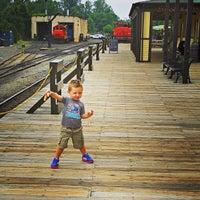 Photo taken at New Hope & Ivyland Railroad by Daniel E. on 8/17/2014