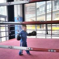Photo taken at Brazen Boxing & MMA by Daniel E. on 4/25/2015