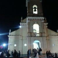 Photo taken at Igreja Santo Antônio by Federico M. on 6/2/2013