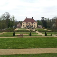 Photo taken at Schloss Schieder (Café Schloss-Terrassen) by Andreas S. on 5/1/2013