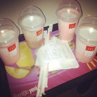 Photo taken at McDonald's by Furkan C. on 7/12/2013