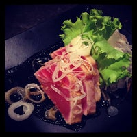 Photo taken at Miyabi by oilz T. on 12/5/2012