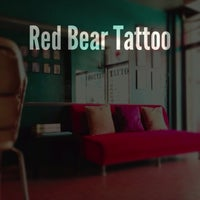 Photo taken at Red Bear Tatto by Bom by Ton T. on 8/2/2013