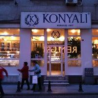 Photo taken at Konyalı Restaurant by kerem y. on 11/26/2012