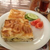 Photo taken at Don Kişot Börek & Mantı by Meral C. on 2/6/2013