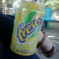 Photo taken at Pasarela UCA by Azaria E. on 11/5/2012