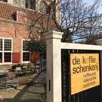 3/18/2018 tarihinde Dani D.ziyaretçi tarafından De Koffieschenkerij'de çekilen fotoğraf
