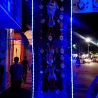 Photo taken at Laranjal Paulista by Raquel B. on 12/24/2013