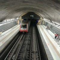 Foto tomada en Metro Plaza de Puente Alto por DaniËl C. el 10/18/2012