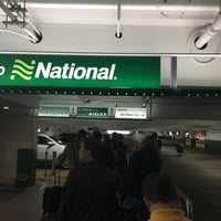 Photo taken at National Car Rental by Dave W. on 4/19/2017