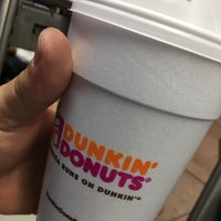 Photo taken at Dunkin Donuts by Dave W. on 10/20/2016
