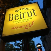 Photo taken at Garage Beirut by Dave W. on 8/9/2017